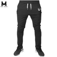 Fashion Brand Mens Sports Joggers Harem Pants Jogging Embroidery Running Casual Men Boys Jogger Pant Male