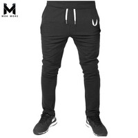 Fashion Brand Mens Sports Joggers Harem Pants Jogging Embroidery Running Casual Men Boys Jogger Pant Male