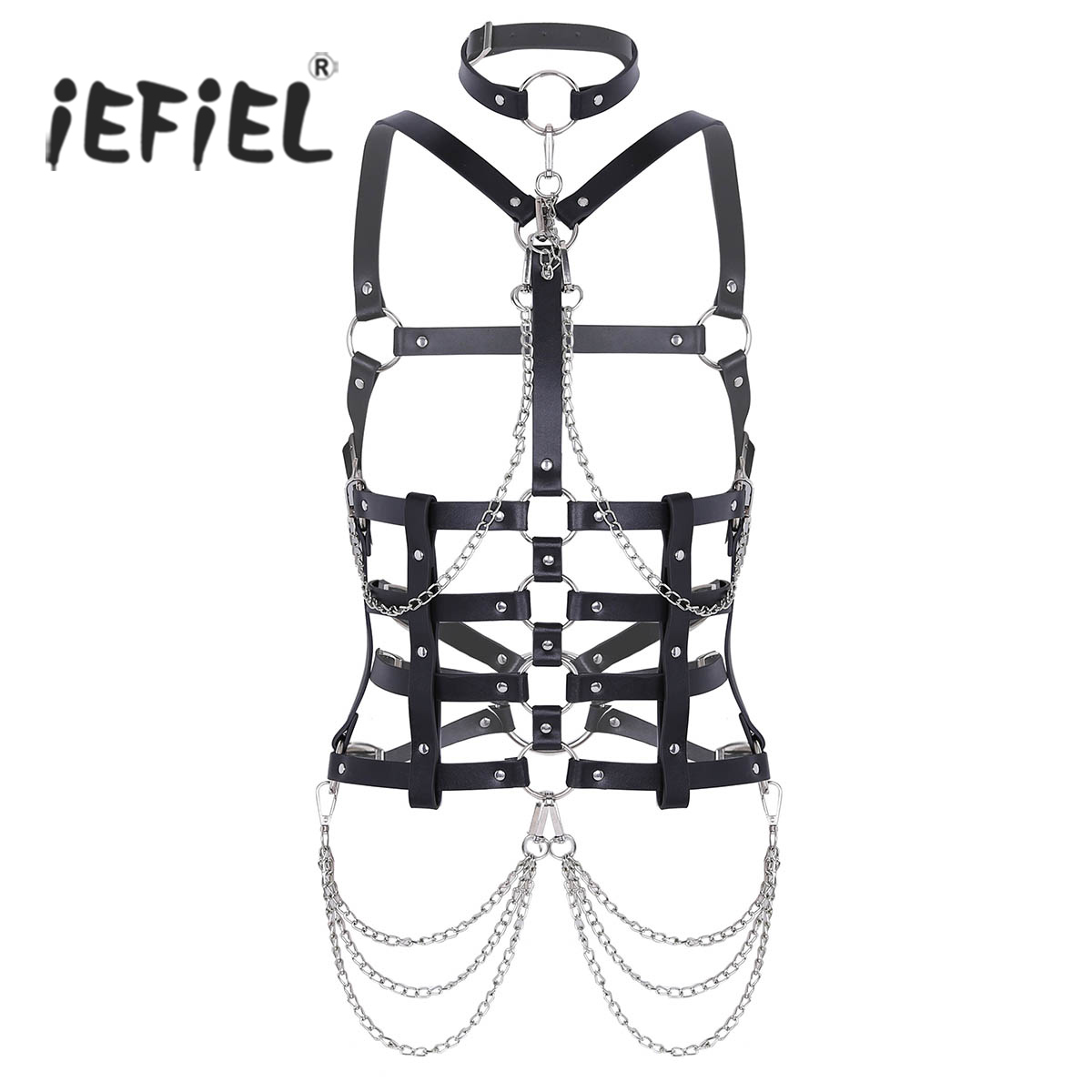 Aliexpress Buy Iefiel Women Fashion Pu Leather