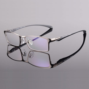 Image 4 - Toptical Fashion Glasses Frame Myopia Men Optical Eyeglasses Frame Commercial Eye Glasses Alloy Acetate Eyewear
