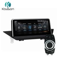 Koason 10.25HD Screen Android 8.1 GPS Navigation For BMW X1 E84 2009~2015 iDrive Car Stereo Audio Video Car Multimedia Player