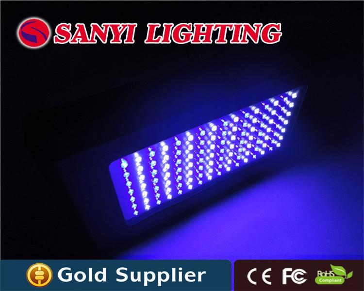 cheap led aquarium light 300w with 112x3w aquarium led lighting better for saltwater aquariums and