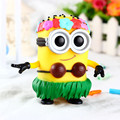 Despicable me despicable me little yellow people do the hula dolls car decoration