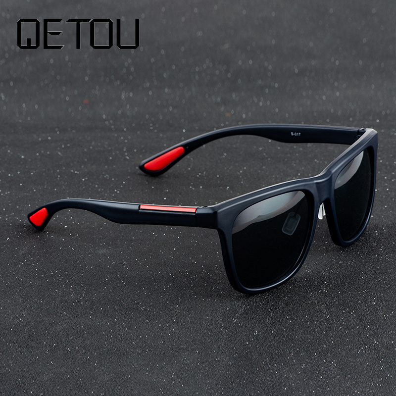 2019 Fashion Sunglasses Men Driving Sun Glasses For Men Brand Design High Quality Mirror Eyewear Male Rectangular Sunglass