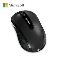 New Genuine 100% Microsoft 4000 2 4 GHZ Drahtlose Maus Blau Track Für Laptop MAC-Schwarz