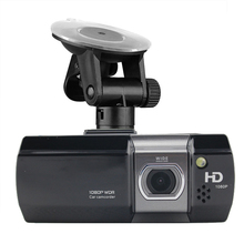 Buy 2.7″ LCD HD Full 1080P Car DVR Dash Camera Video Recorder G-sensor Night Vision Futural Digital Dorp Shipping AUGG10