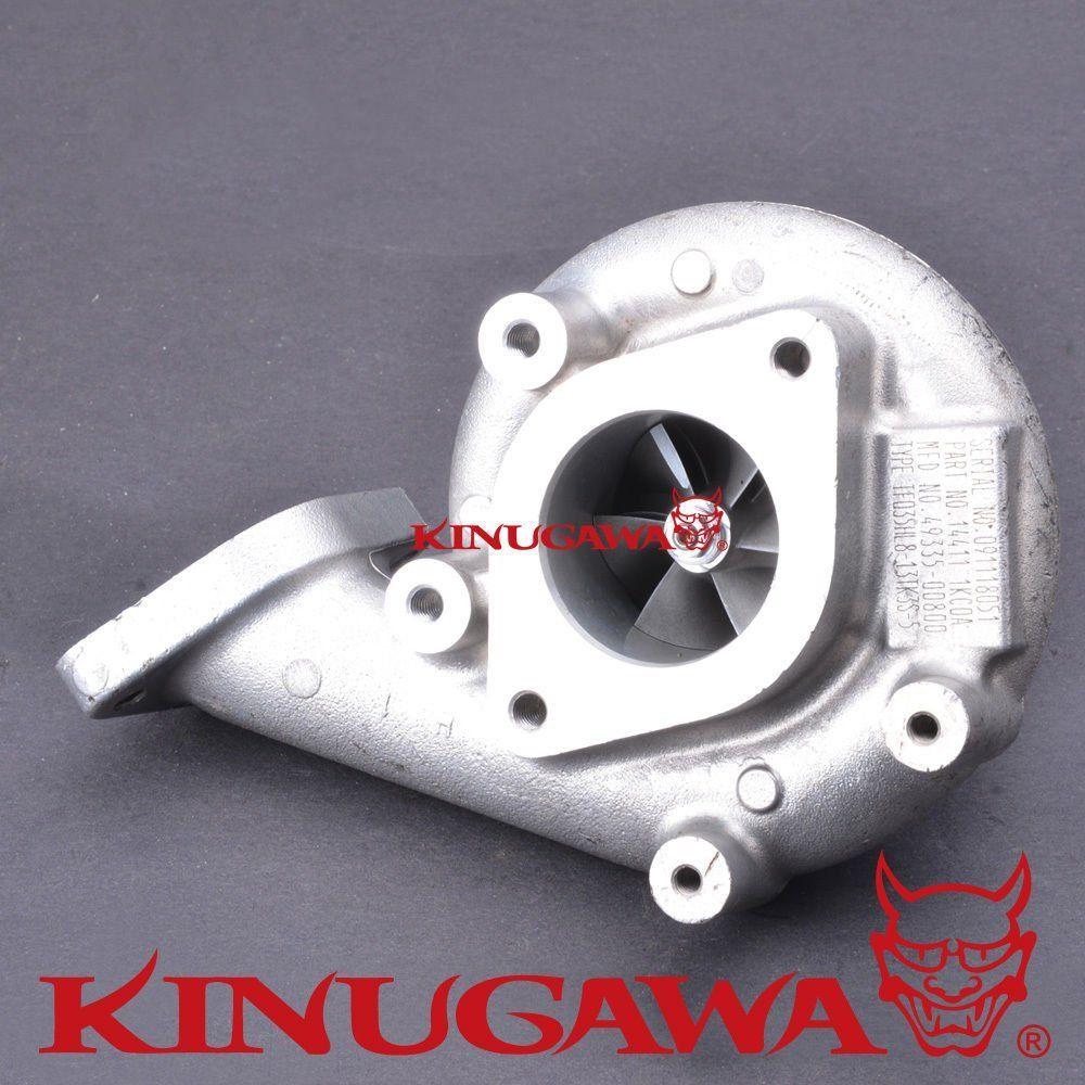 Kinugawa Upgrade Billet Turbo Cartridge CHRA Kit for Nissan TIIDA JUKE 1.6T TF035HL-19T