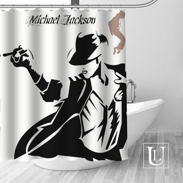 21 Shower Curtain Michael jackson shower curtain jackson galaxy 5c64f7a44ec73