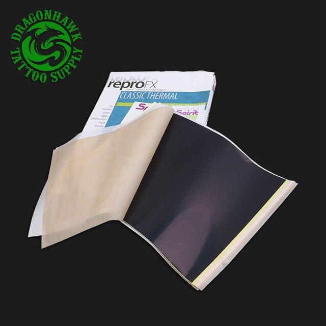 10 Pcs Tattoo Transfer Paper Board Making Thermal Transfer Paper USA Tattoo Supply