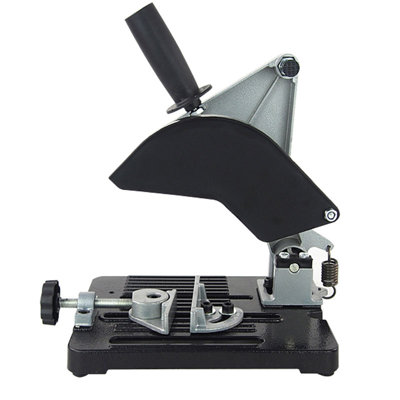 Fixed Angle Grinder Universal Bracket Electric Metalworking Tools Cutting Machine Power Tools Stand For Angle Polishing Machine hoomall angle grinder dedicated cutting seat stand machine bracket rod table cover shield safety woodworking tools accessories