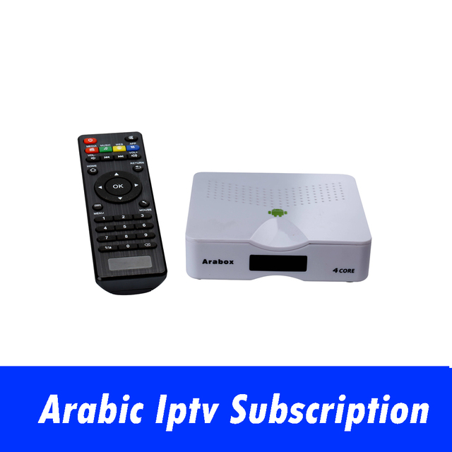 Best Arabic IPTV Box IPTV Subscription IPTV M3U Arabic TV Indian Europe African HD Channels for Football Live TV Android TV Box