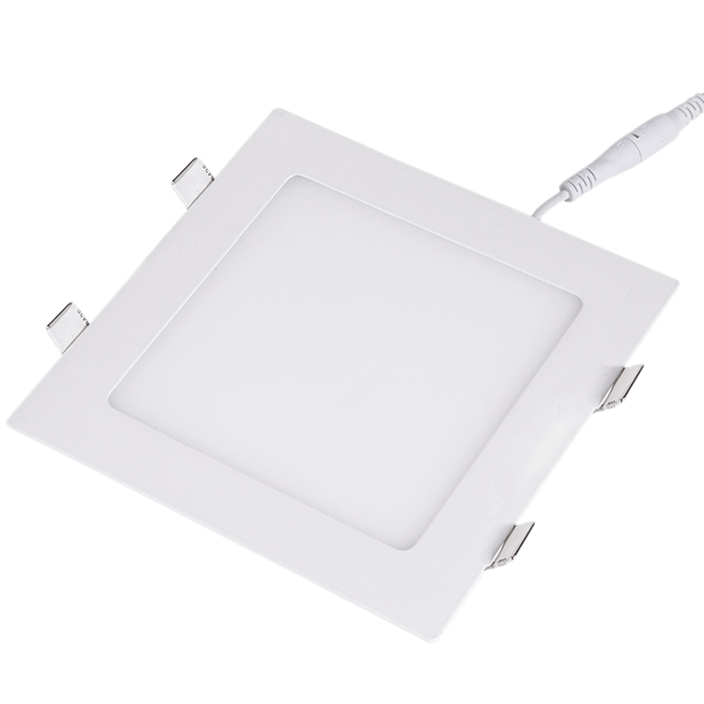Tsleen LED Panel Light Recessed Ceiling Spot Lamp Kitchen Bathroom Downlight BE