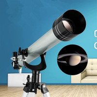 F90060 675 Times Zooming Astronomical Telescope Outdoor Monocular Space with Portable Tripod Spotting Scope Telescopio
