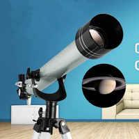 F90060 675 Volte Zoom Esterno Monoculare Spaziale Telescopio Astronomico con Portable Treppiedi Spotting Scope Telescopio