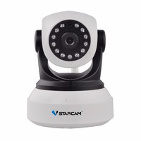 VStarcam C7824WIP HD 720P Wireless IP Camera 1 0MP H 264 Micro Camera Pan Tilt P2P