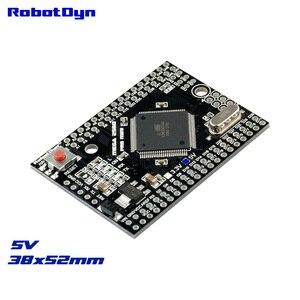 Mega 2560 pro mini 5 v, ATmega2560-16AU, sem pinheaders. Compatível para arduino mega 2560.