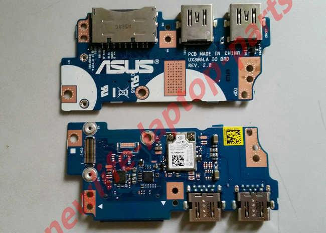 original UX305 UX305L UX305LA USB AUDIO BOARD UX305LA IO BOARD test good free shipping