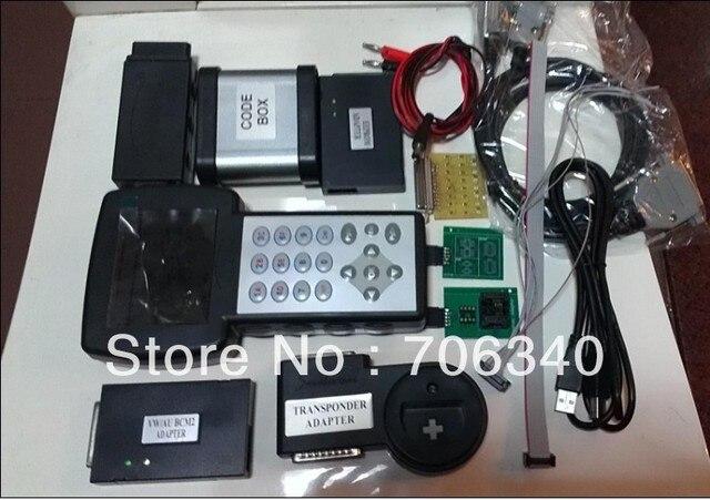 Data Smart3+ Immo Full package - DataSmart3+ - multi-functional Programmer for car Immobilizers