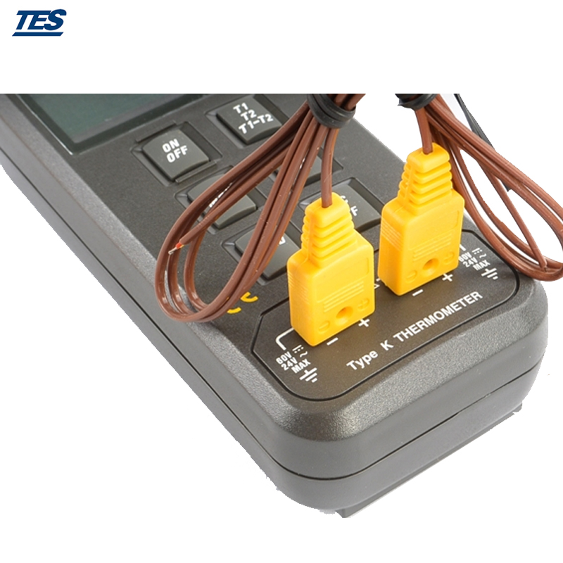 цена на TES-1303 Digital Thermometer Temperature Meter Tester