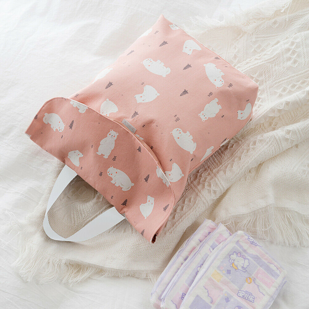 Hot Sale Baby Newborn Mini Waterproof Wet Dry Mom Bag for Baby Infant Cloth Diaper Nappy Hot Sale Baby Newborn Mini Waterproof Wet Dry Mom Bag for Baby Infant Cloth Diaper Nappy Pouch Reusable travel outdoor