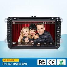Quad Core 2 din android 6.0 auto dvd für vw passat b5 b6 golf 4 5 tiguan polo skoda octavia schnelle fabia auto multimedia player