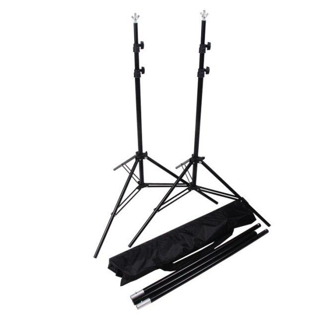 Adearstudio Photographic equipment 2 2m background frame oxford bag background cloth rack NO00d
