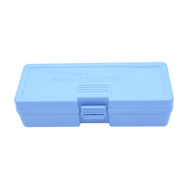 Hand held auto refractometer brix case auto refractor case plastic box цена