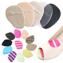 1 Pair women soft insole comfort silicone gel insole foot care shin bone support insert insole female accessories стельки для обуви unbranded 1 foot care insole