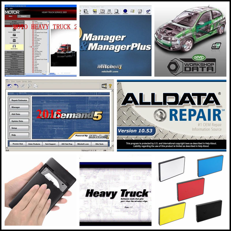 Humorous 2019 Alldata 10.53 Auto Repair Software And All Data Car Software With Tech Support For Cars And Trucks Usb 3.0 Free Shipping Back To Search Resultsautomobiles & Motorcycles
