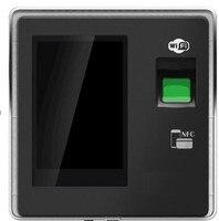Сенсорный экран лицо + отпечатков пальцев + пароль Система контроля доступа M11
