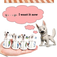 Pet Supplies Shoes Small Dog Sneakers Portable Zipper Design Breathable Denim Indoor Non Slip Pet Accessories