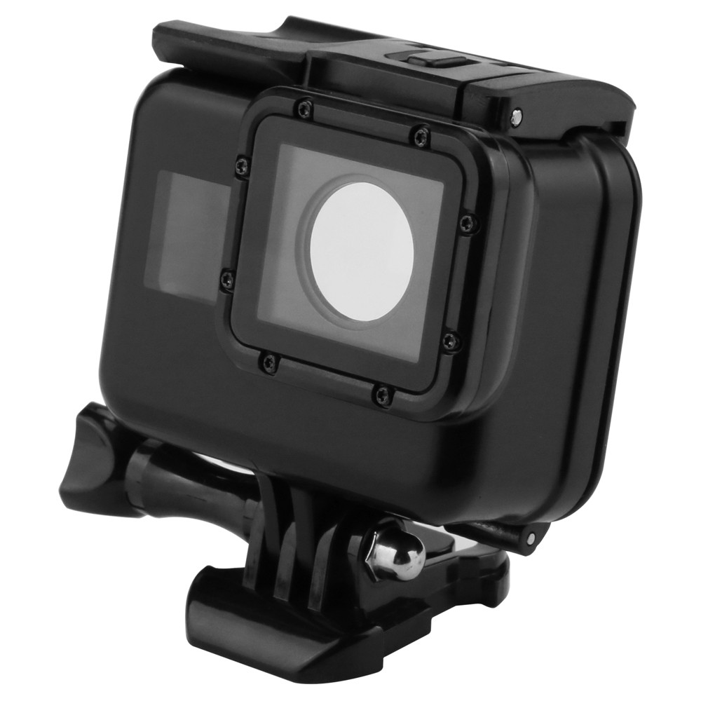 45m Waterproof Case Protective Housing Cover for Gopro Hero 5 Black Edition camouflage protective housing case standard border frame for gopro hero 5 6 black edition