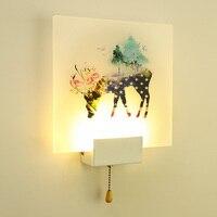 Loft Appliques Luminaires Murales Wall Light Luminarias De Interior Lighting Sconce Indoor Applique Led Vintage Wall Lamp