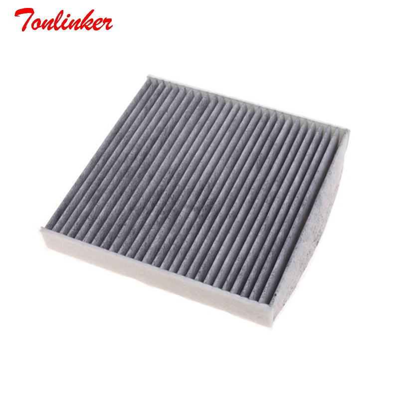Cabin Filter Fit For <font><b>Infiniti</b></font> Y51 M25 M25L M35hL M37 <font><b>Q70</b></font> 2010 2011 2012 2013 <font><b>2014</b></font> 2015 2016 2017 2018 2019 Model Car Accessories image