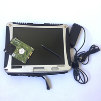 High quality Toughbook CF19 CF 19 laptop Toughbook for Panasonic laptop CF 19 for SD C3/MB Star C4/MB Star C5 alldata software