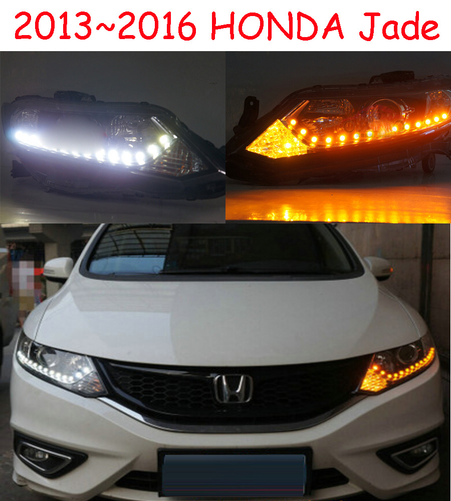 Jade headlight,2013~2016,Fit for LHD,If RHD need add 200USD,Free ship! Jade fog light,2ps/set+2pcs Aozoom Ballast; Jade cadilla srx headlight 2011 2015 fit for lhd if rhd need add 300usd free ship srx fog light 2ps set 2pcs ballast srx