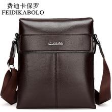 2017 Man Leather Messenger Bag, Male Cross Body Shoulder, High Quality Men's Travel Bag Brown Handbags Men Brand Business Bag
