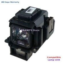 VT75LP Thay Thế Bóng Đèn Máy Chiếu Mô Đun Cho NEC LT280/LT375/LT380/LT380G/VT470/VT670/VT675 /VT676 Máy Chiếu