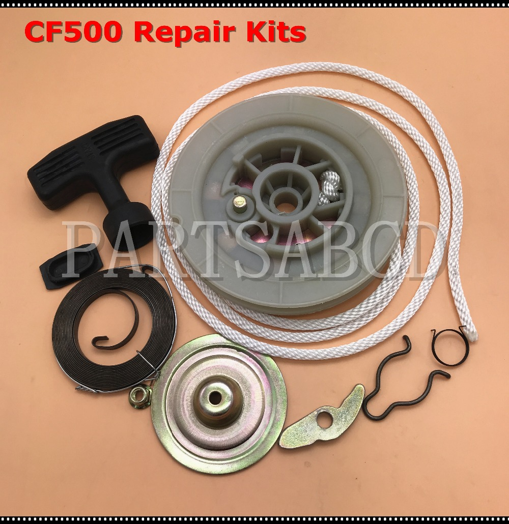 RECOIL STARTER PULL STARTER Repair Kits CF MOTO CF500 CF188 -in ATV Parts &  Accessories from Automobiles & Motorcycles on Aliexpress.com   Alibaba Group