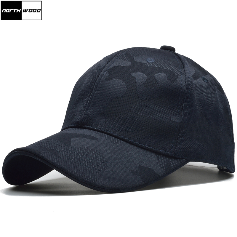 Women Snapback Baseball-Cap Trucker-Cap NORTHWOOD Winter Camouflage Fashion Para Gorras