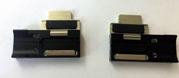 FSM-12S FSM-21S için Simplex fiber tutucu FSM-60S FSM-80S Optik - İletişim Ekipmanları - Fotoğraf 3