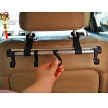 Complete Stick Hook Hanger at Car Seat Headrest