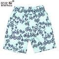 Calções Esportes Dos Miúdos das Crianças Meninos Roupas de verão Adolescente Sunga Respirável Ajustável Menino Praia Shorts Calças infantis Do Bebê