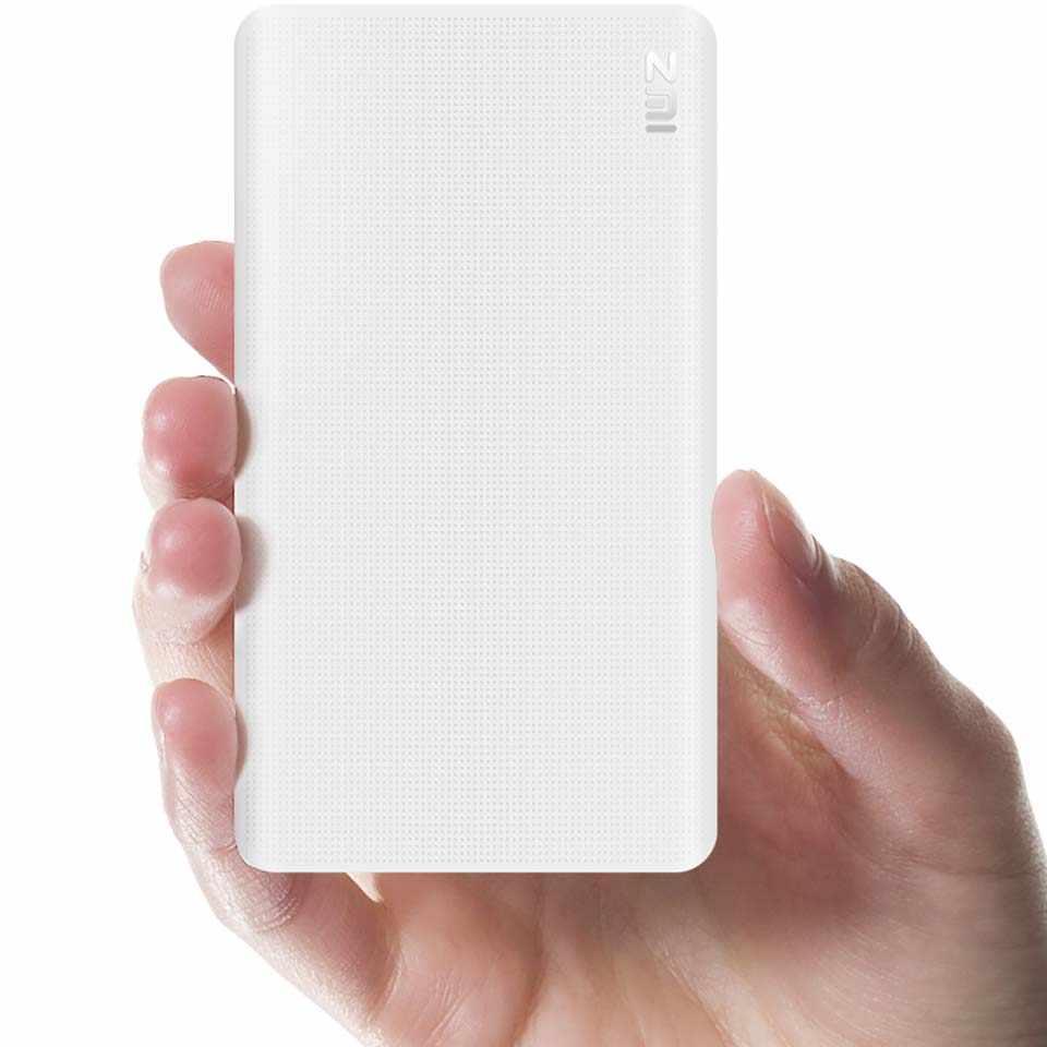 Xiaomi ZMI 5000 20000mah パワーバンク外部バッテリーポータブル充電双方向急速充電 QC2.0 ミニ電源銀行スマートフォン