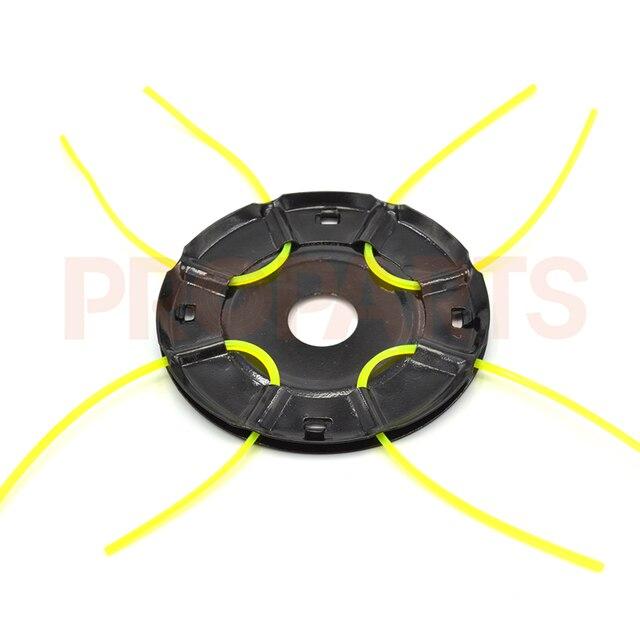 4 Linhas de Alumínio Cortador de Escova Ajustador Da Corda