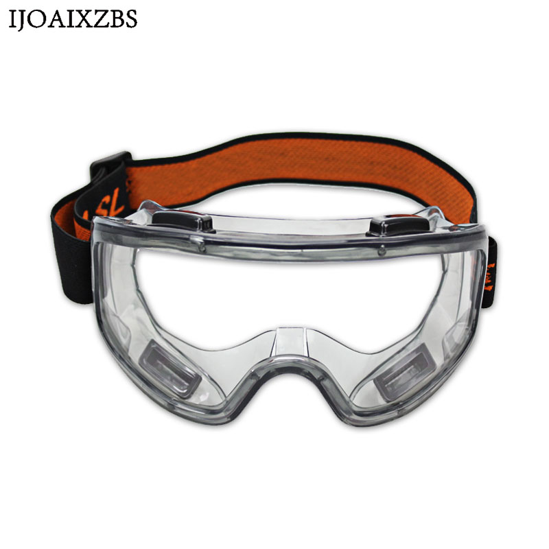 Safety Goggles Y200 Anti-Impact Anti-Fog Big Goggles Windproof Dust Splash Chemical Protection Outdoor Motor Cycling GlassesSafety Goggles Y200 Anti-Impact Anti-Fog Big Goggles Windproof Dust Splash Chemical Protection Outdoor Motor Cycling Glasses