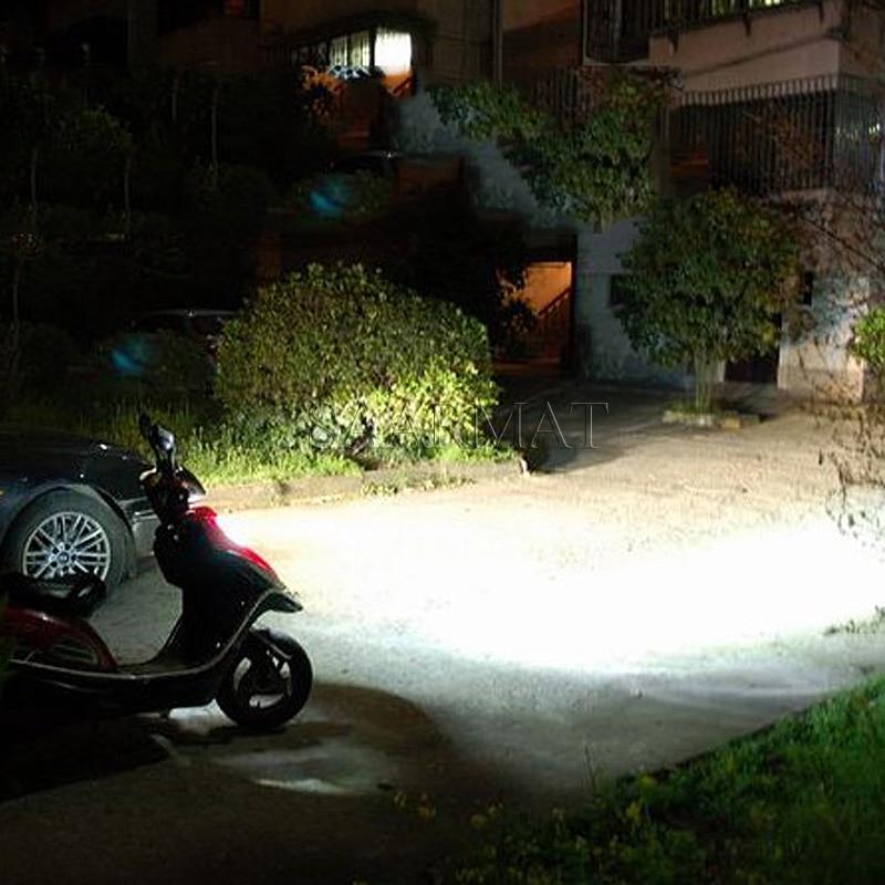 1Pcs 30W 3000lm U5 Çiplər Lacer Gu 12V-60V BMW Honda Suzuki - Motosiklet aksesuarları və ehtiyat hissələri - Fotoqrafiya 6