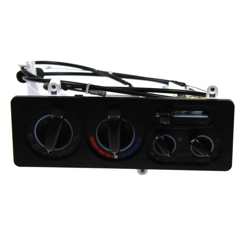 LARBLL New Master Fresh Air A/C Heater Control panel/Climate Switch Assembly For Mitsubishi Pajero V31 V32 V33 MB657317-in Car Switches & Relays from Automobiles & Motorcycles    1