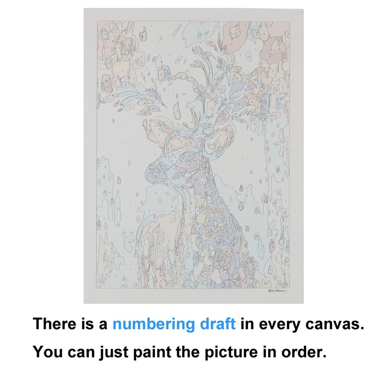 New Diy Human Body Art Oil Painting Modern Art Wall Picture Home Decor By Numbers Kits Acrylic Paint On Canvas For Artwork Oil Painting Painting Modernwall Pictures Aliexpress