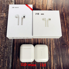i10 tws Bluetooth Earphones i7s Wireless Headphone max 5.0 headset In ear Touch control With mic For Sport phone